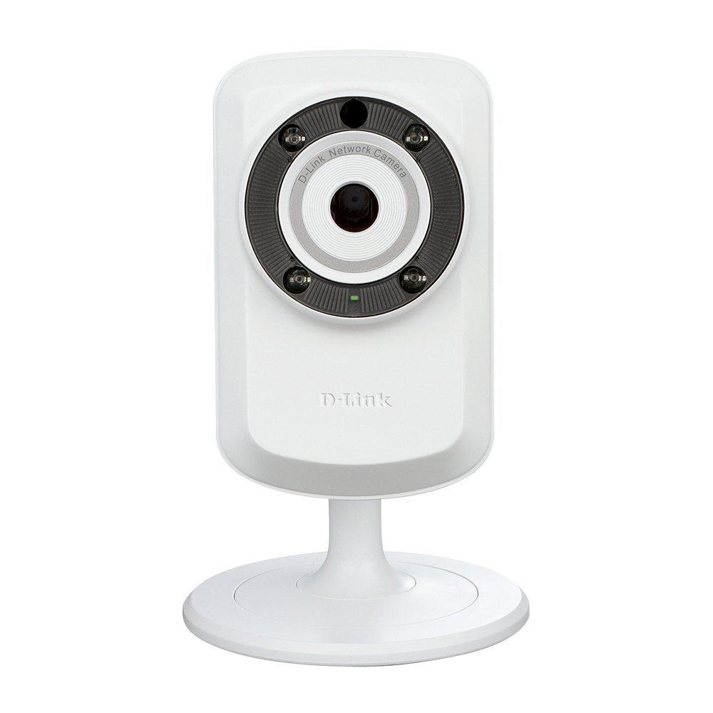 D Link DCS L B Cámara de vigilancia visión nocturna detección de