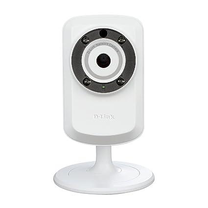 D-Link DCS-932L/B - Cámara de vigilancia (visión nocturna,