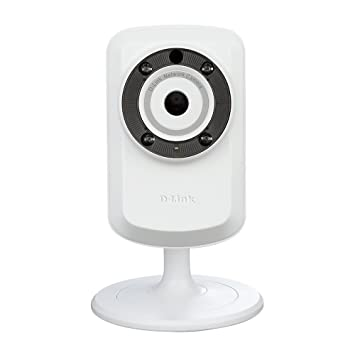 Amazon.com : D-Link Day & Night Wi-Fi Camera with Remote Viewing ...