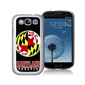 zeroCase NCAA Maryland Terrapins Samsung Galaxy S3 I9300 Hard Cover Case 2014 Style