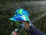 Kids Summer Quick Dry Swim Sun Hats 50