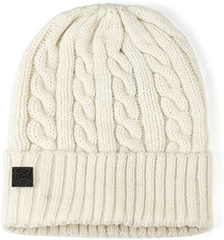 Revony Evony Warm Winter Beanie - Soft Cashmere-Like Feel