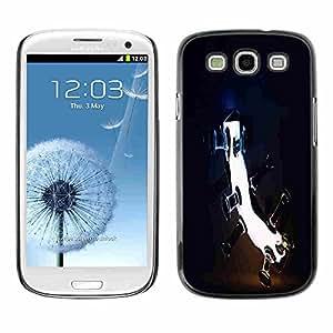 Shell-Star ( Blah ) Fundas Cover Cubre Hard Case Cover para Samsung Galaxy S3 III / i9300 i717