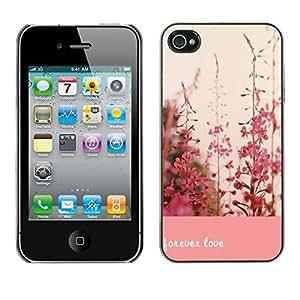 Dragon Case - FOR iPhone 4 / 4S - we were together - Caja protectora de pl??stico duro de la cubierta Dise?¡Ào Slim Fit