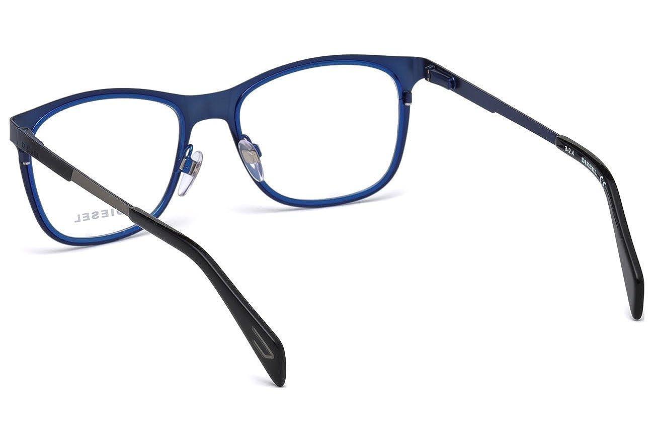 Eyglasses Diesel DL5139 C53 092 Frames blue//other //