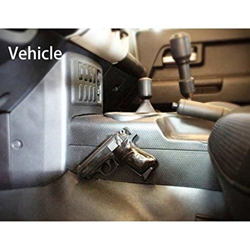 ILC Gun Magnet Magnetic Gun Mount Holster Concealed Holder Import Enchanting Gun Safe Magnetic Magazine Holder
