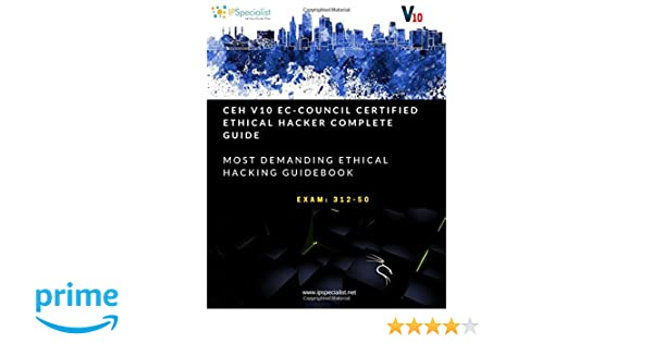 CEH v10: EC-Council Certified Ethical Hacker Complete ...