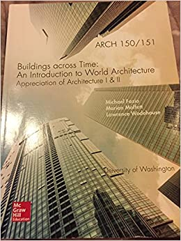 9781259757082: buildings across time: an introduction to world.