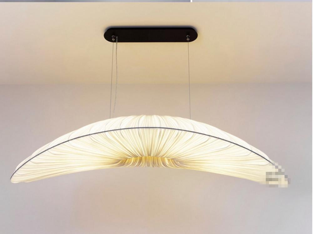 FWEF Stoff Scandinavian Kreative Persönlichkeit Kronleuchter Einfache Moderne Villa Treppe Restaurant Beleuchtung Wohnzimmer Schlafzimmer Flur Gang Kunst Lampen