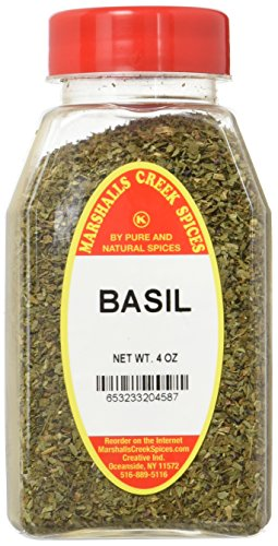 Marshalls Creek Kosher Spices BASIL 4 oz by Marshall's Creek Spices