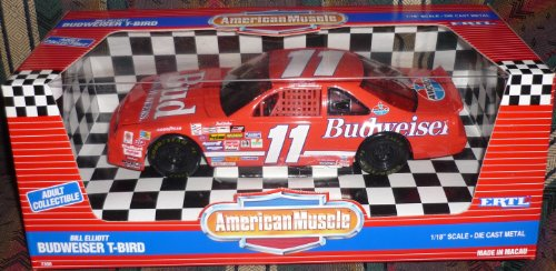ERTL #7358 American Muscle Nascar Bill Elliott #11, used for sale  Delivered anywhere in USA