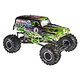 rc monster jam trucks - Axial SMT10 Grave Digger Monster Jam 4WD RC Monster Truck Off-Road 4x4 Electric Ready to Run with 2.4GHz Radio and Waterproof ESC, 1/10 Scale RTR