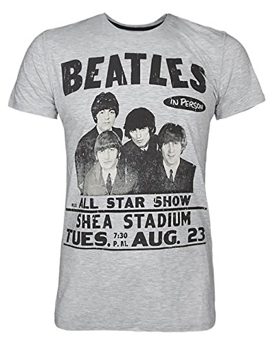 Herren - Amplified Clothing - The Beatles - T-Shirt