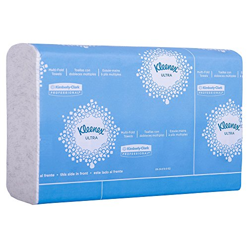 "Kleenex Reveal Multi-Fold Hand Towels , 8"" x 9.4"", for K"