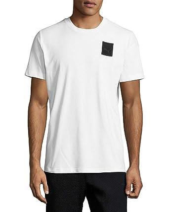 28bf3d6a945f0c Amazon.com  PUMA Mens X Trapstar Logo Tee  PUMA  Clothing