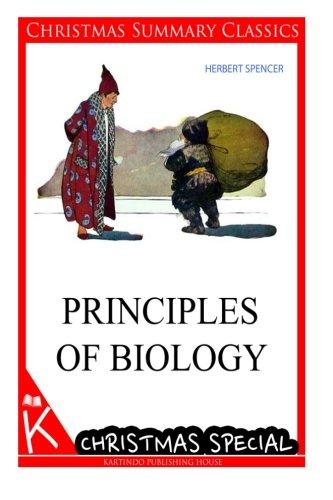 Principles of Biology [Christmas Summary Classics] PDF