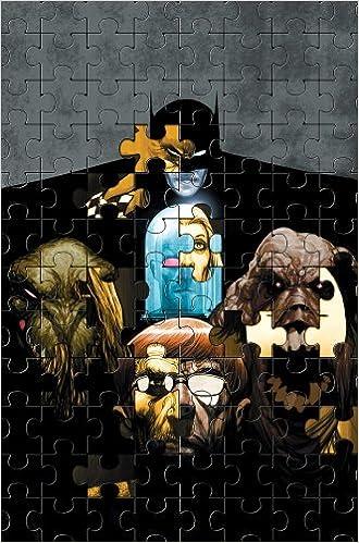 Amazon com: Batman: Arkham Reborn (9781401227081): David Hine: Books