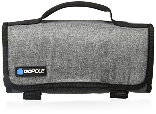 GoPole GPTC-23 Trekcase - Weather Resistant Roll-Up Case for GoPro Cameras by GOPOLE