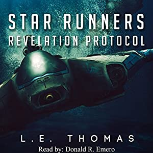 Star Runners: Revelation Protocol (#2) Audiobook