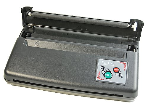 Tattoo Stencil Machine Tattoo Flash Thermal Copier Machine Stencil Maker By Eyepower YN968