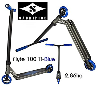 Sacrifice Flyte 100 2013 Stunt-Scooter 2,8 kg integrated Ti ...
