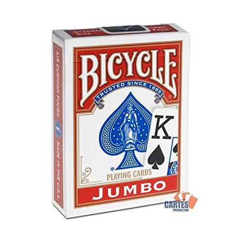 Mazzo BICYCLE Indice grande (US Playing Card Company) United States Playing Card Company