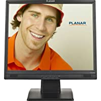 Planar Systems, Inc - Planar Pll1920m 19 Edge Led Lcd Monitor - 5:4 - 5 Ms - Adjustable Display Angle - 1280 X 1024 - 16.7 Million Colors - 300 Nit - 1,000:1 - Sxga - Speakers - Vga - 45 W - Black Product Category: Computer Displays/Monitors