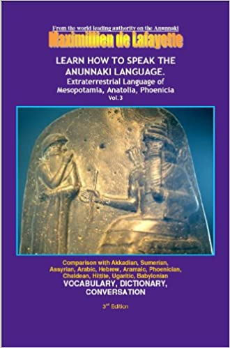 LEARN HOW TO SPEAK THE ANUNNAKI LANGUAGE: Extraterrestrial