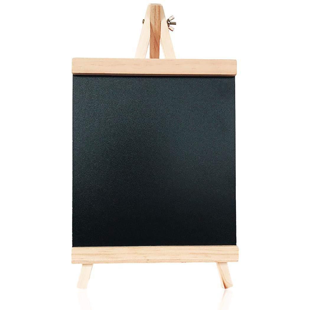 Oldhorse Tavolo da Disegno Durevole Regolabile in Legno per Lavagna da scrivania Lavagne e bacheche
