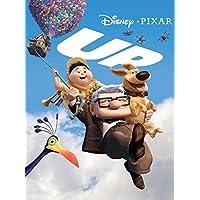 Disney Pixar Up Movie in Digital HD