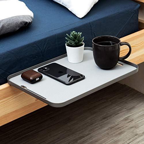 MONITORMATE ProSHELF Aluminum Minimalist Bedside Shelf