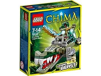 LEGO Legends of Chima - Bestia de la Leyenda del cocodrilo (70126)
