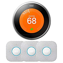 Image of the product Nest Learning Thermostat  that is listed on the catalogue brand of Nest.