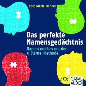 Das perfekte Namensgedächtnis Hörbuch