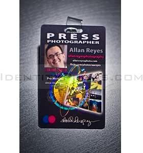 Amazon.com : Freelance Photographer Press Pass Flickr