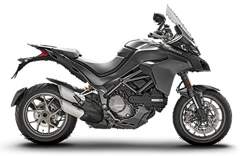 Ducati Multistrada 1260//1260S//1260 D-Air and 1260 Pikes Peak 18- CP0443BL R/&G Racing Aero Crash Protectors in Black