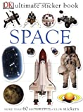 Ultimate Sticker Book: Space