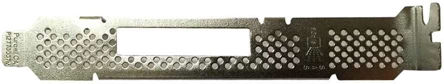 9200-8E Dell H810 Generic Standard Full Height Bracket for LSI 9280-8E HP 422 Ext SFF-8088