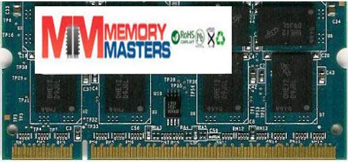 MemoryMasters 256MB DDR2 SODIMM for HP Color Laserjet CP4025dn / CP4025n / CP4525dn / CP4525n / CP4525xh (HP# CE466A) by MemoryMasters (Image #1)