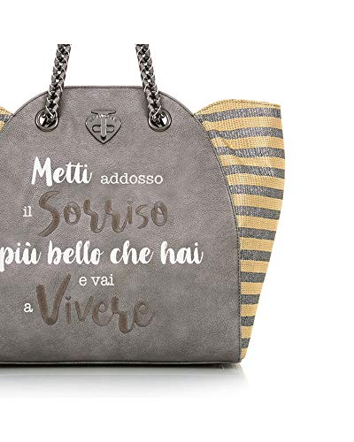 Pandorine Donna Taupe Le Classic Shopping 4HqgnRg1