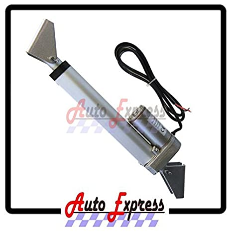 Multi-function  Linear Actuator  Stroke 225lb Max Lift Output 12V DC /& Brackets
