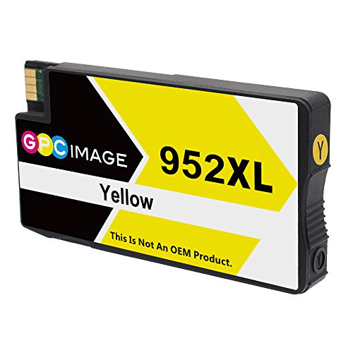 GPC Image Remanufactured Ink Cartridge Replacement for 952XL 952 XL High Yield for OfficeJet Pro 8710 8720 7720 8740 8210 8216 7740 8730 8715 Printer 4 Pack (1 Black, 1 Cyan, 1 Magenta, 1 Yellow) Photo #7