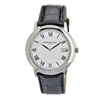 Raymond Weil Men's 54661-Stc-00300 Quartz Stainless Steel White Dial Watch from Raymond Weil
