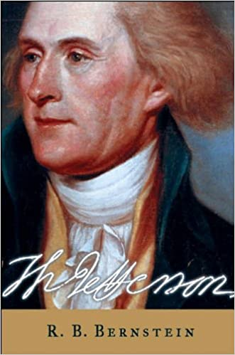 Book Thomas Jefferson (text only) by R. B. Bernstein