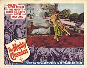 The Mighty Crusaders Poster (11 x 14 Inches - 28cm x 36cm) (1960) Style D