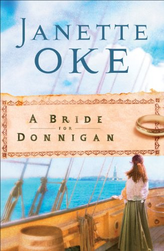 A Bride for Donnigan (Women of the West Book #7)