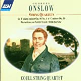 Onslow: Two String Quartets
