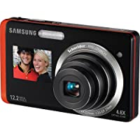 Samsung TL225 DualView 12.2MP Digital Camera with 4.6X Optical Zoom and 3.5-Inch LCD Screen and 1.5-Inch Front Screen (Orange) Advantages Review Image