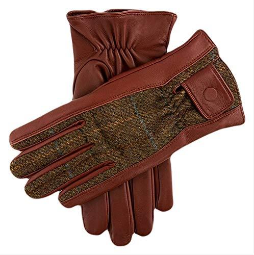 british tan gloves - 9