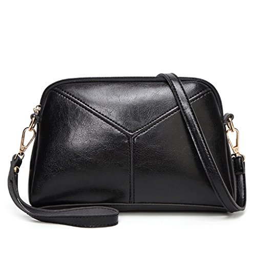 Guo Feng Lady Bags Sac à Main de Femmes PU Sac à Main en Cuir Sac à bandoulière Diagonale Petit Sac carré Couture Sac à Main (Couleur : # 2, Taille : S) 4#